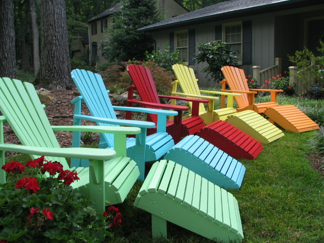 Painting Furniture Reviving Items Outdoors And Indoors