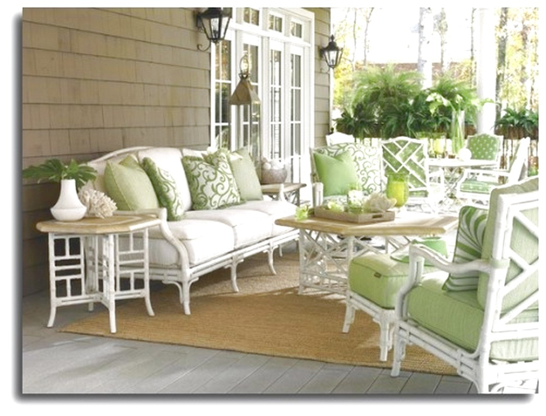 Patio furniture all the comforts of indoor living for Outdoor furniture for small front porch