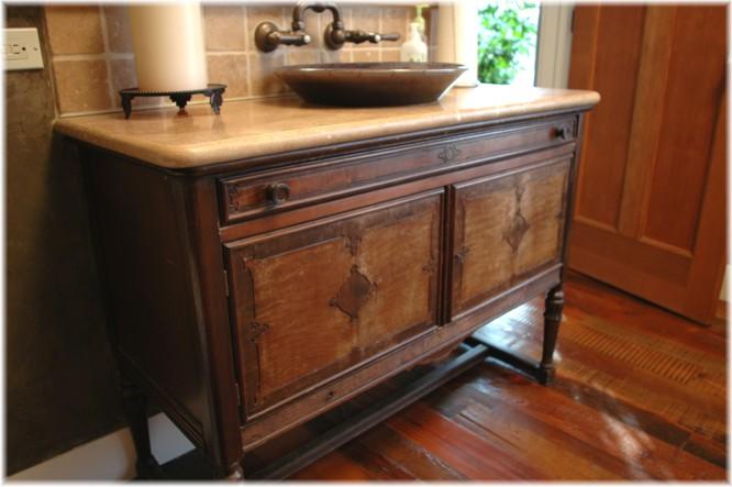 Re Loved Reclaimed Repurposed Furniture Bathroom Vanity Quinju