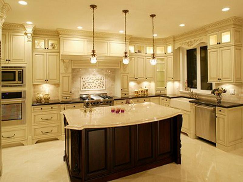 kitchen update ideas - kitchen lights - quinju.com