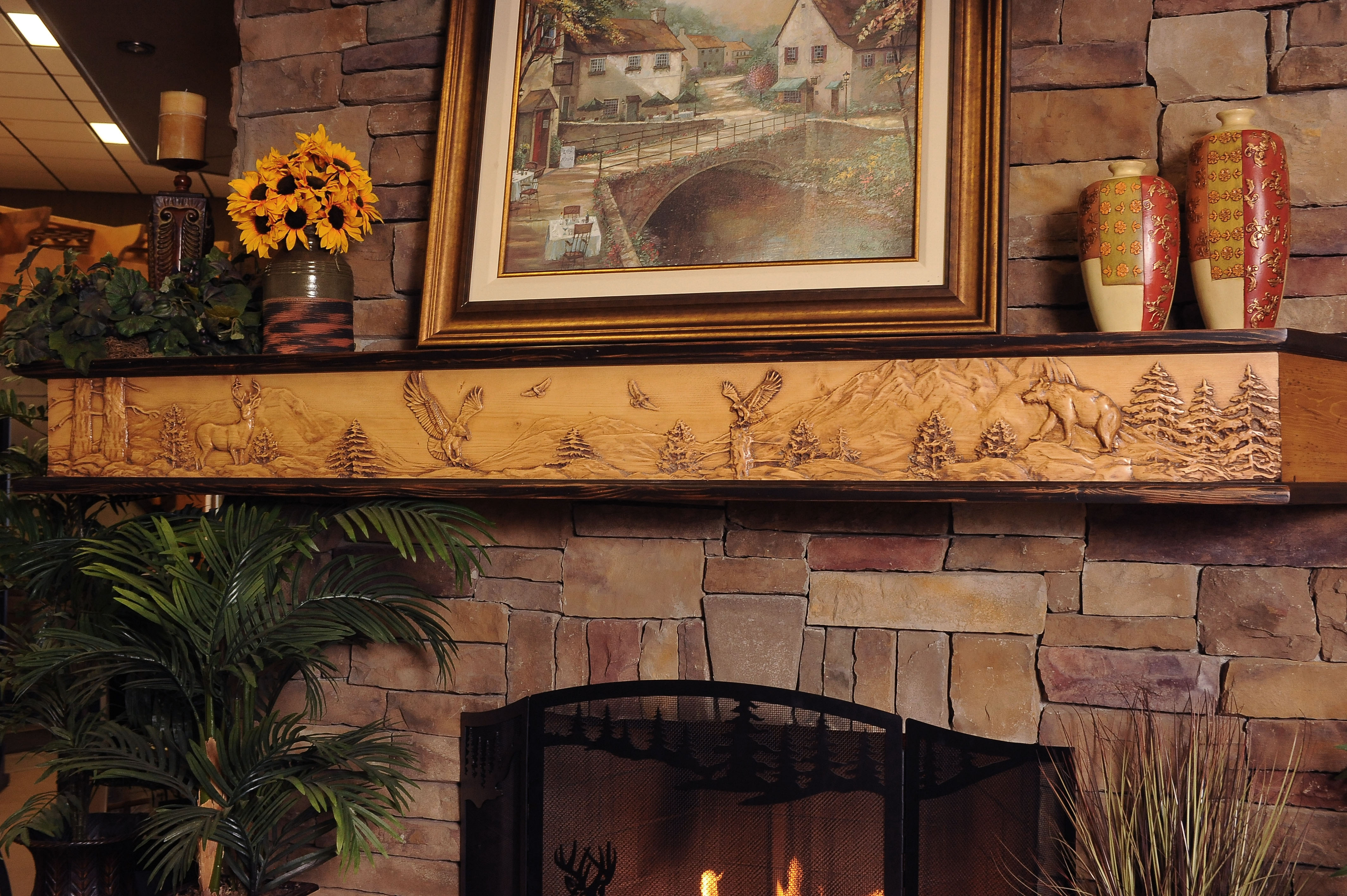is it time to give your fireplace a makeover quinju com