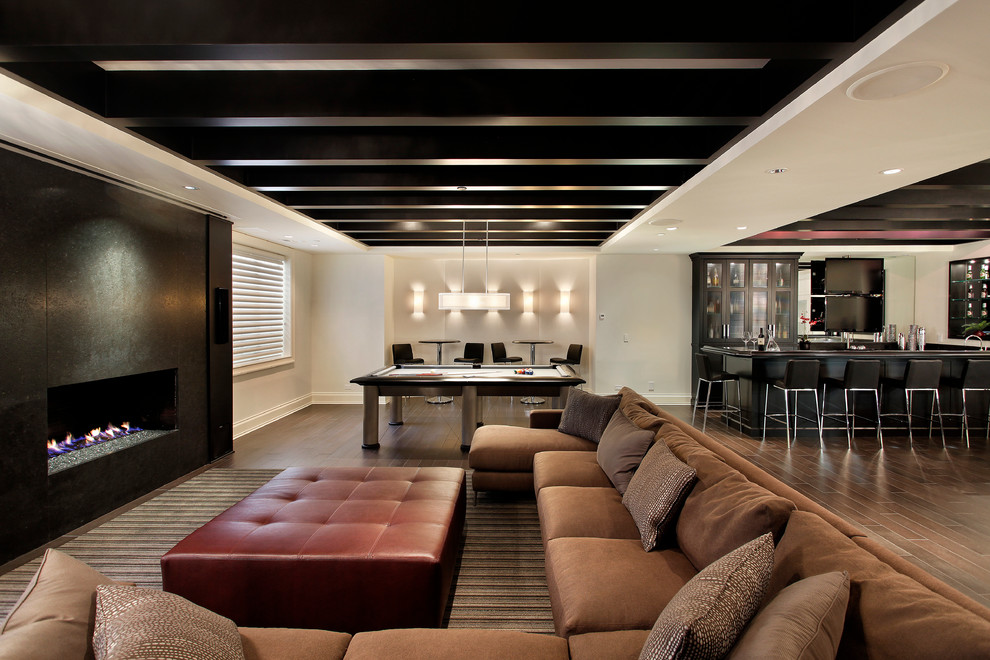 contemporary basement renovations design quinju.com