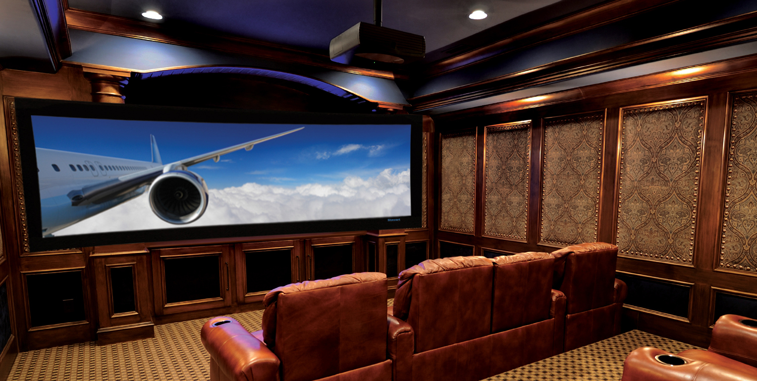 Home Theater Design - Home Theater Construction- quinju.com