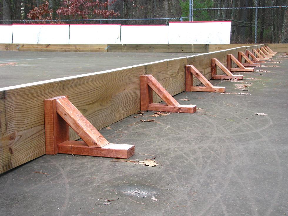 Lovely Backyard Ice Skating Rinks Idea · Ordinary Backyard Ice Skating Rinks  Good Looking