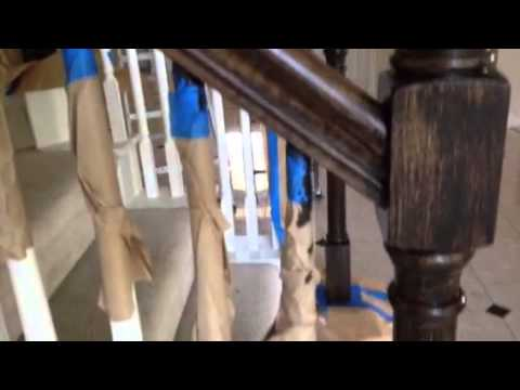 Interior Stair Renovation Quinju