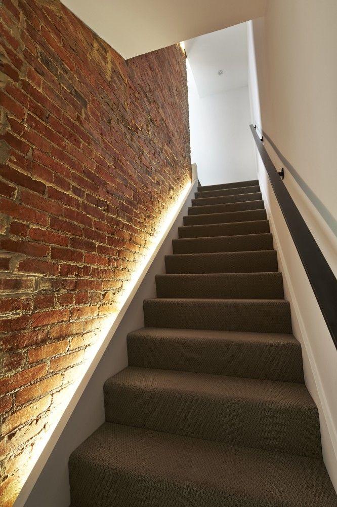 interior stairway lighting. stair lighting - interior renovation quinju.com stairway