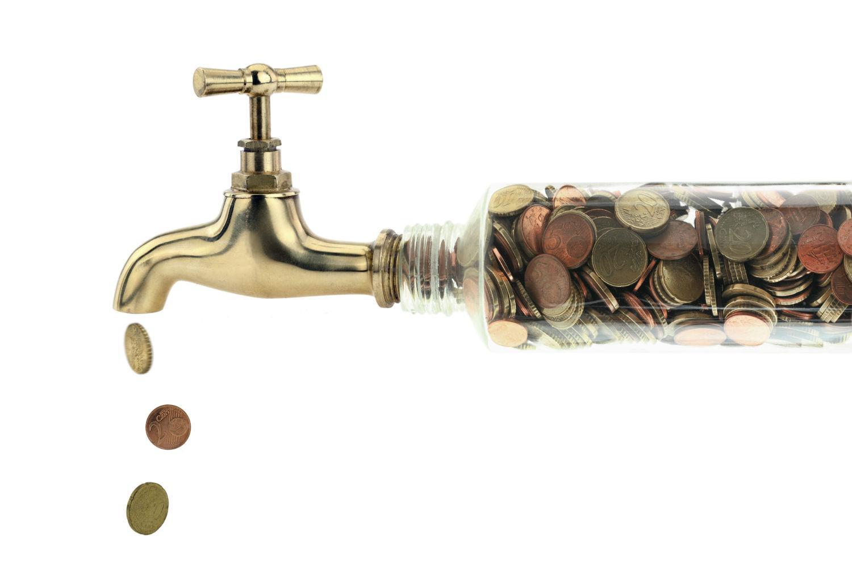 water waist cost money