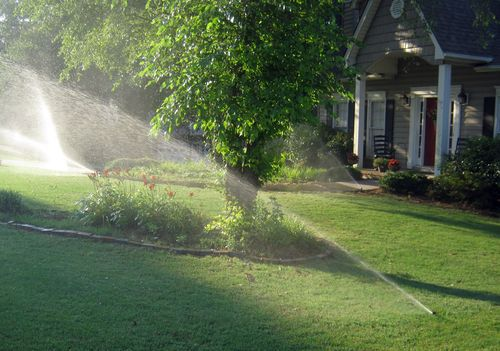Lawn Care - Preparing for Water Bans - quinju.com