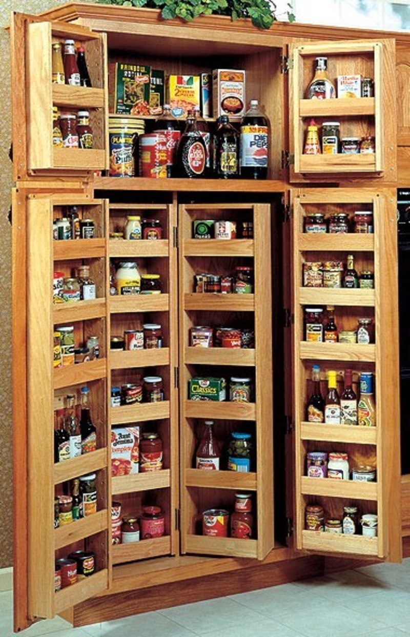 kitchen cabinet pantry pull out kitchen cabinets great storage solutions for you 19275