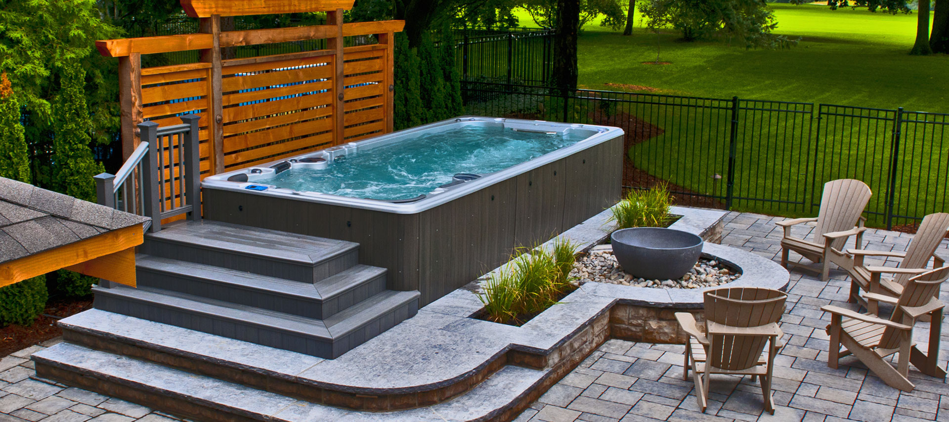 Hot Tub or Spa to create a paradise - quinju.com