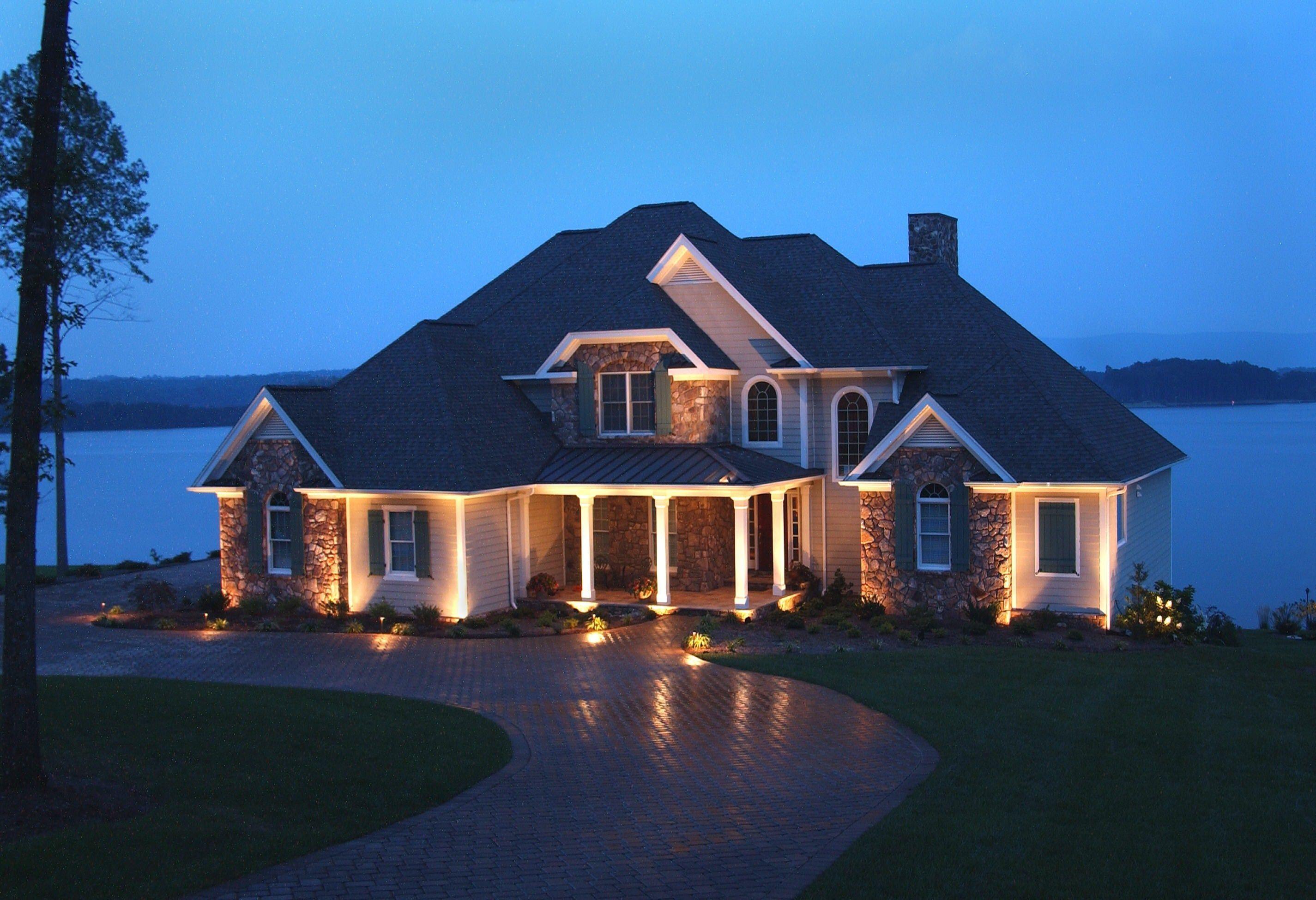 6 Ways Exterior Pot Lights Will Enhance Your home - quinju.com