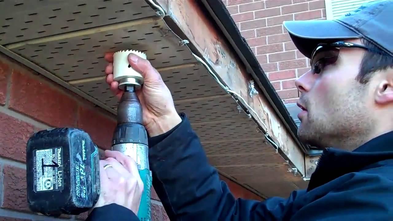 6 ways exterior pot lights will enhance your home for Pot light installation